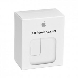 Оригинално зарядно Apple USB Charger A1401 (12W)
