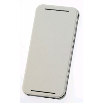 HTC Flip Case HC V941 for HTC One M8 бял