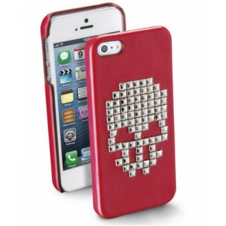 Case for Iphone 5/5S skull Cellular line