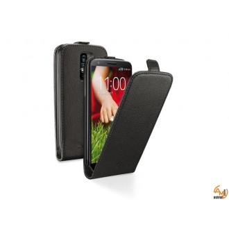 Flap Essential за LG G2 черен Cellular line
