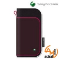 Калъф SonyEricsson IPC-40 poised purple