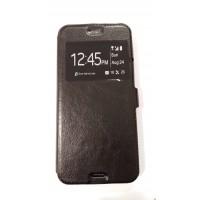 Страничен калъф тефтер за HTC Desire 530 черен