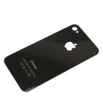 Заден капак за iPhone 4 черен