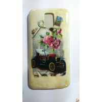 Силиконов калъф за Samsung Galaxy S5/S5 Neo Art 8