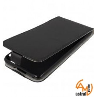 Калъф тип тефтер за Sony Xperia M5 черен