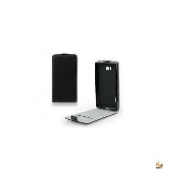 Калъф тип тефтер за HTC Desire C черен