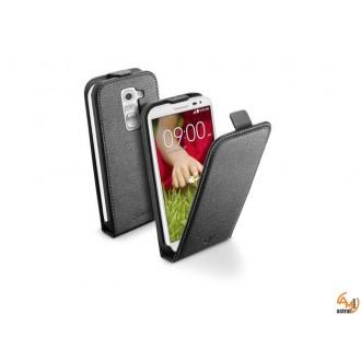 Flap Essential за LG G2 mini черен Cellular line