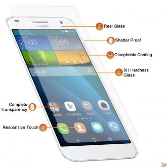 Стъклен протектор за дисплея за Huawei G7