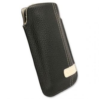 Krusell Gaia Mobile Pouch Size L черен