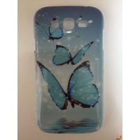 Твърд гръб за Samsung i9060 Grand Neo с пеперуди