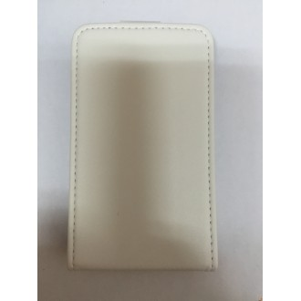Калъф тип тефтер за LG L3 II бял