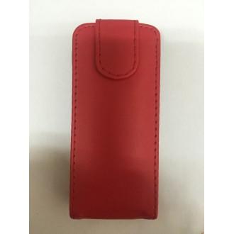 Калъф тип тефтер за Nokia 301 червен
