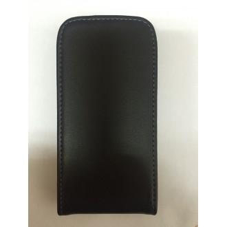 Калъф тип тефтер за Nokia 603 черен