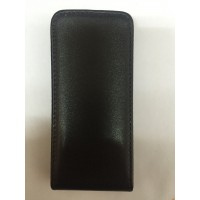 Калъф тип тефтер за Nokia Asha 300 черен