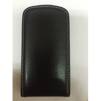 Калъф тип тефтер за Samsung S5280 черен