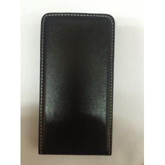 Калъф тип тефтер за HTC 8S черен