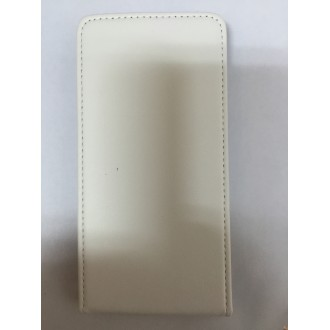Калъф тип тефтер за Sony Xperia L бял