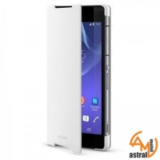 Sony Style Cover SCR10 for Xperia Z2 white