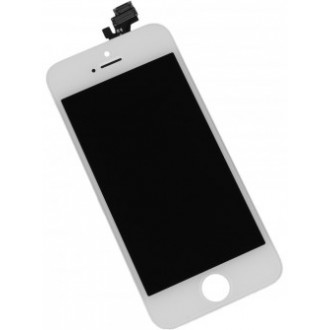 Дисплей за iPhone 5 бял