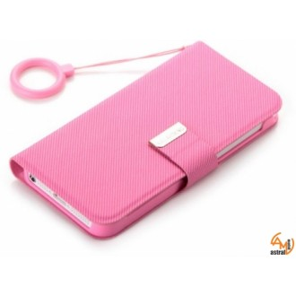 KLD Unique series Case for iPhone 5/5S розов