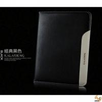 Калъф тип тефтер Samsung  Galaxy Note 10.1 KLD сив