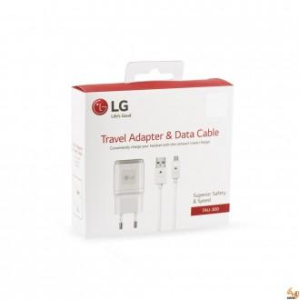 Оригинално зарядно за LG TAU-300 1,8A Micro USB blister
