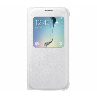 Samsung Cover S-View EF-CG920PW for Galaxy S6 white