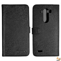 Nevox Folio Case Ordo for LG G3 black/grey