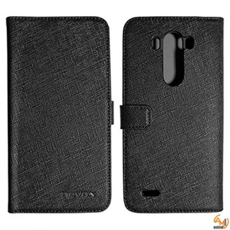 Nevox Folio Case Ordo for LG G3 black/grey