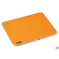 Rock Flip Case Elegant Series for Galaxy Tab 3 10.1 оранжев