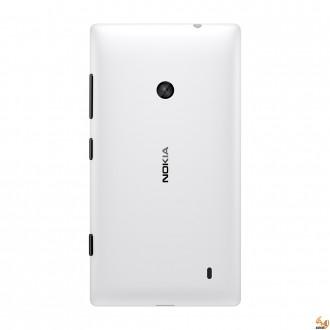 Оригинален капак за Nokia Lumia 520 бял