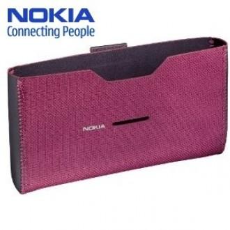 Калъф за Nokia E7 CP-520 бордо