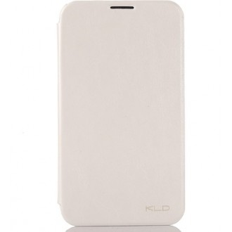 Калъф ENLAND за Samsung N7100 Galaxy Note 2 бял