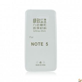 Силиконов калъф за Samsung Galaxy Note 5 0.3мм прозрачен