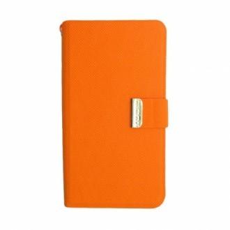 Калъф UNIQUE SERIES за Samsung Galaxy S4 I9500 оранжев