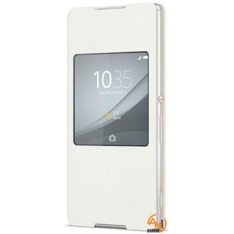 Sony Style Cover SCR30 for Xperia Z3+/Z4 white