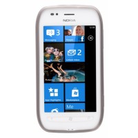 Силиконов калъф  за Nokia Lumia L710 Premiere Cellular line