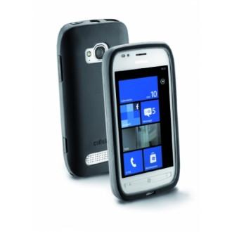 Силиконов калъф за Nokia Lumia 710 Cellular line