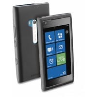 Силиконов калъф за Nokia Lumia 900 Cellular line