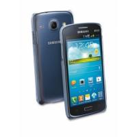 Прозрачен капак за Samsung Galaxy Core I8260/Core Duos I8262 Cellular line
