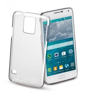 Прозрачен кейс за Samsung Galaxy S5 mini Cellular line
