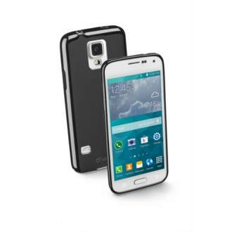Shocking калъф Samsung Galaxy S5 mini черен Cellular line