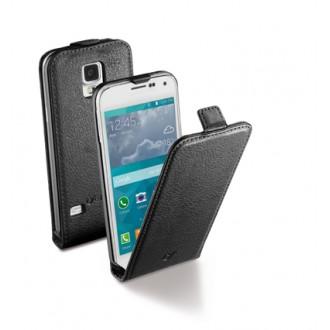 Flap Essential за Samsung Galaxy S5 mini черен Cellular line