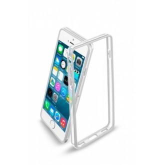 Bumper калъф за iPhone 6/6S 4,7 бял Cellular line
