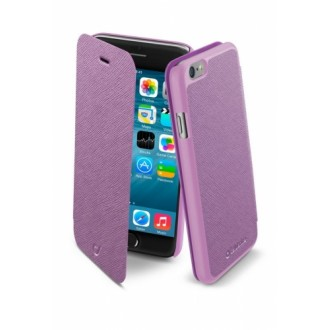 Book Color калъф за iPhone 6/6S 4,7 розов Cellular line