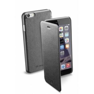Book Essential калъф iPhone 6/6S Plus 5,5 черен Cellular line