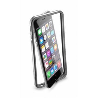 Bumper калъф за iPhone 6/6S 4,7 черен Cellular line