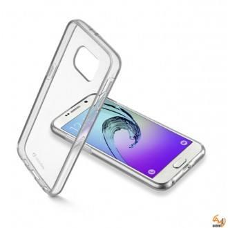 Samsung Galaxy А3 2016 прозрачен твърд калъф Cellular Line