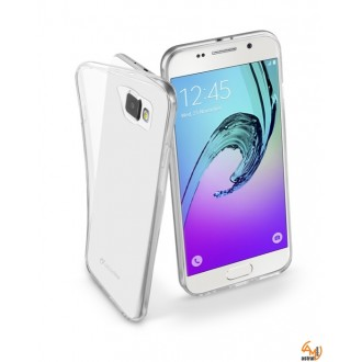 Samsung Galaxy A3 2016 Fine тънък силиконов калъф Cellular line
