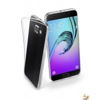 Samsung Galaxy A5 2016 Fine прозрачен калъф Cellular Line